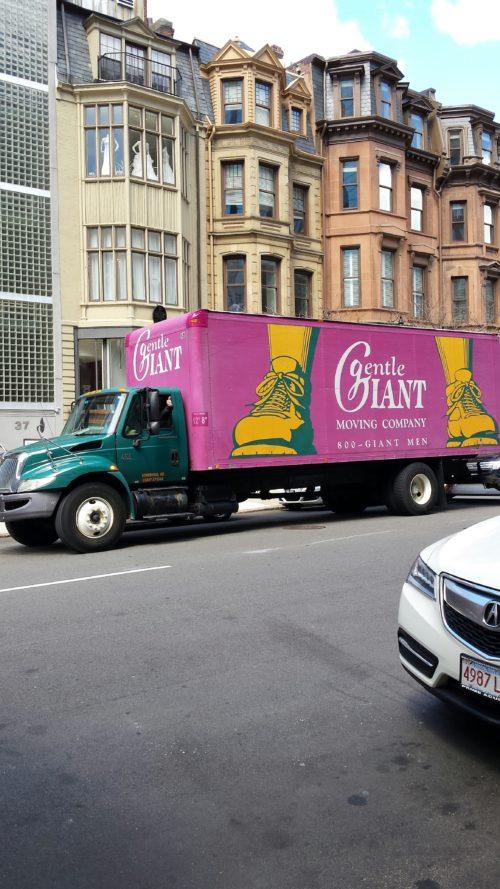Trucks May Break Down, But Our Giants Won't