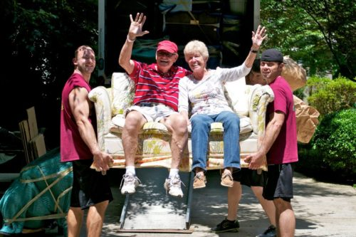 10 Moving and Downsizing Tips for Senior Citizens