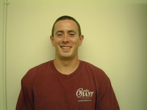 Giant Alum: Jake Zoller, Former Crew Chief