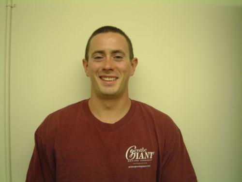 Giant Alum: Jake Zoller, Former Crew Chief