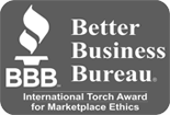 Better Business Bureau Moving Award