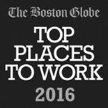 Top Places to Work in Boston Award