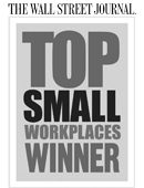 Top Small Workplace Winner