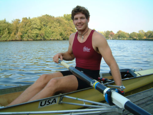 Giant Alum: Dan Walsh, Olympian and Former Mover
