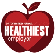 Boston Business Journal Healthiest Employer