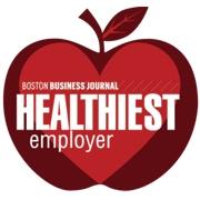 Boston Business Journal Healthiest Employer