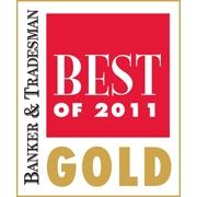 Banker & Tradesman Best of 2011