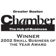 Greater Boston Chamber of Commerce Small Business of the Year