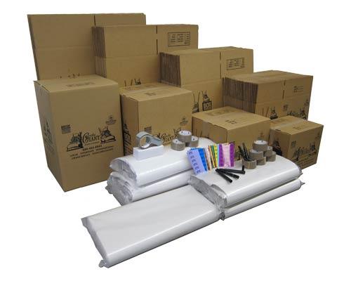 Medium House Pack