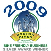Boston Bikes Bike Friendly Business