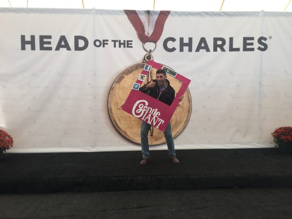 Gentle Giant To Sponsor 53rd Annual Head Of The Charles Regatta