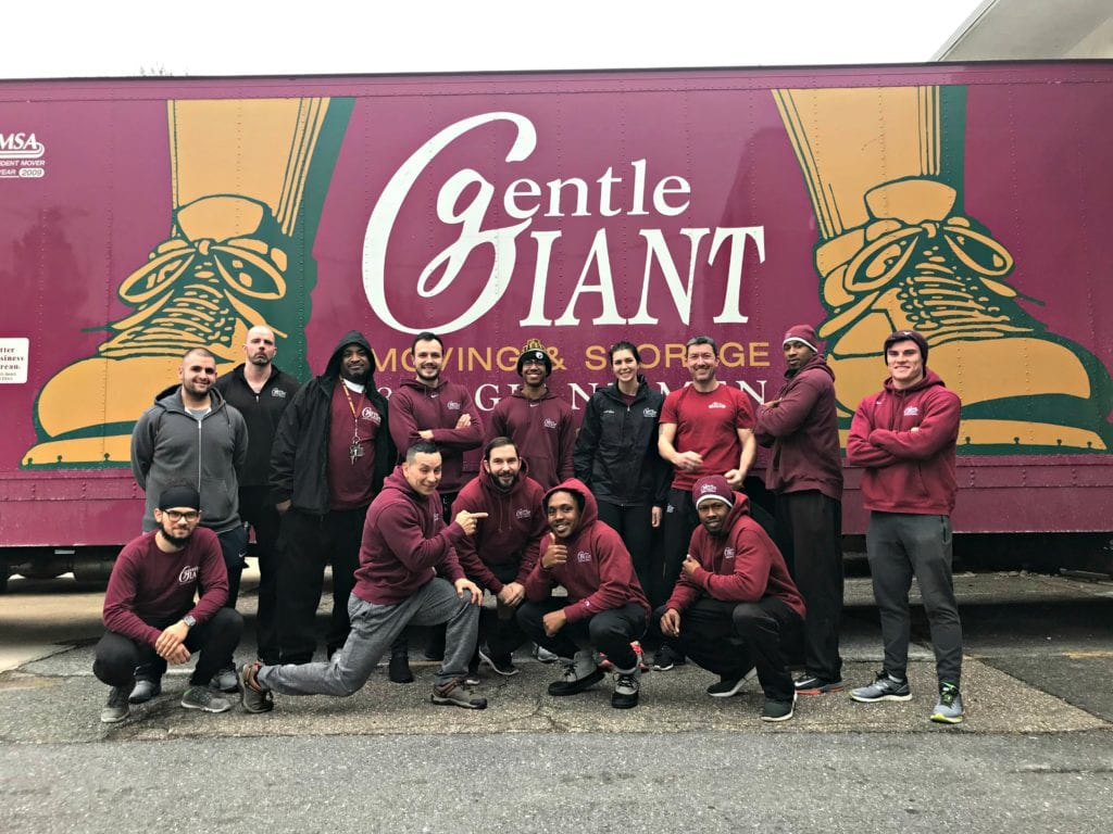 Gentle Giant Employees Reflect on 2018 New Year's Resolutions