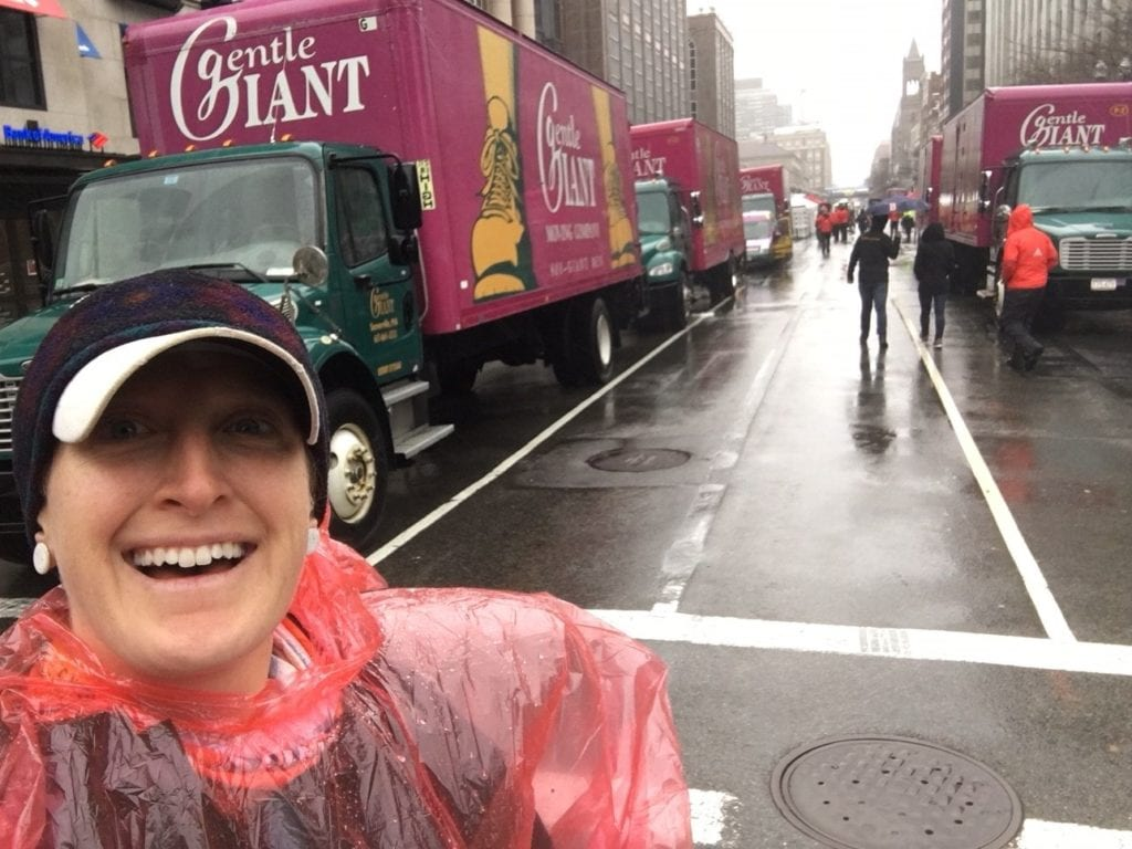 From Hopkinton to the Finish Line: A Gentle Giant Boston Marathon Journey