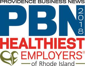 Healthiest Employers of Rhode Island 2018