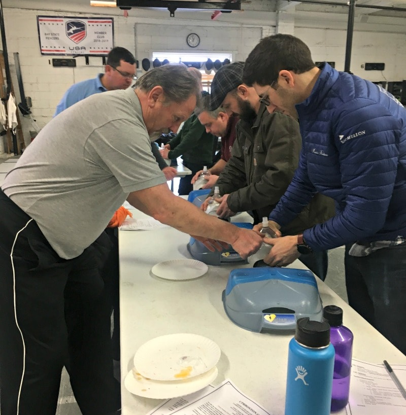 Gentle Giant Improves Employee Wellness Education with CPR Class