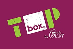 Top Box by Gentle Giant Logo