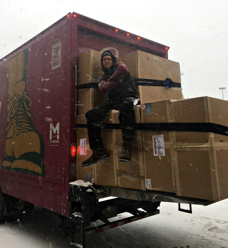 Summer Hiring at Gentle Giant on the Horizon, Even with Snow