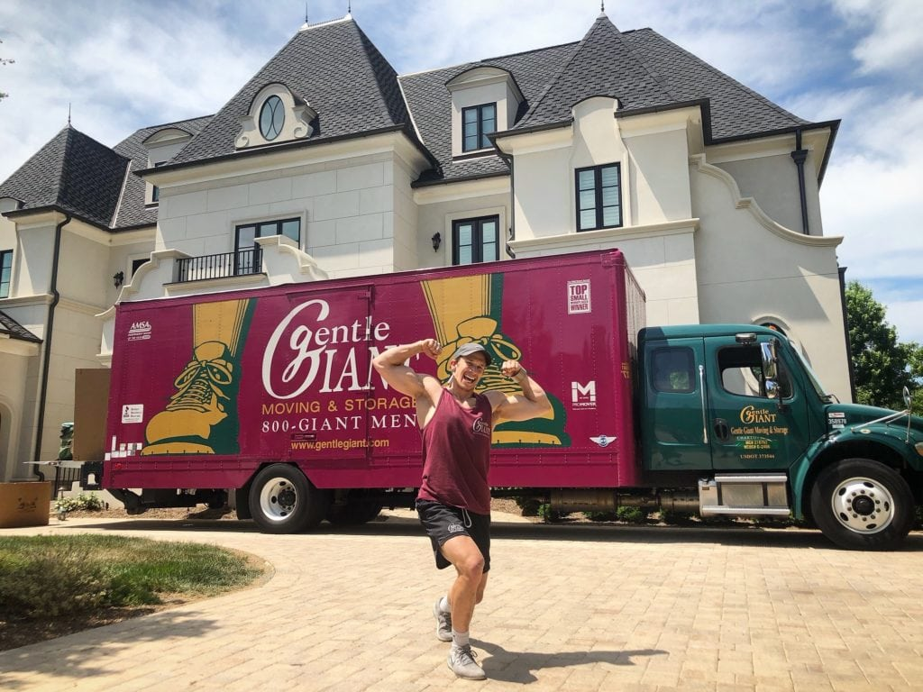 7 Reasons to Be a Gentle Giant Mover This Summer