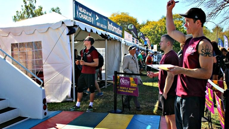 Gentle Giant Returns as a Sponsor of the 55th Annual Head Of The Charles Regatta