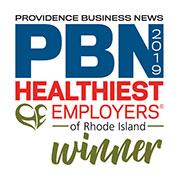Healthiest Employers of Rhode Island