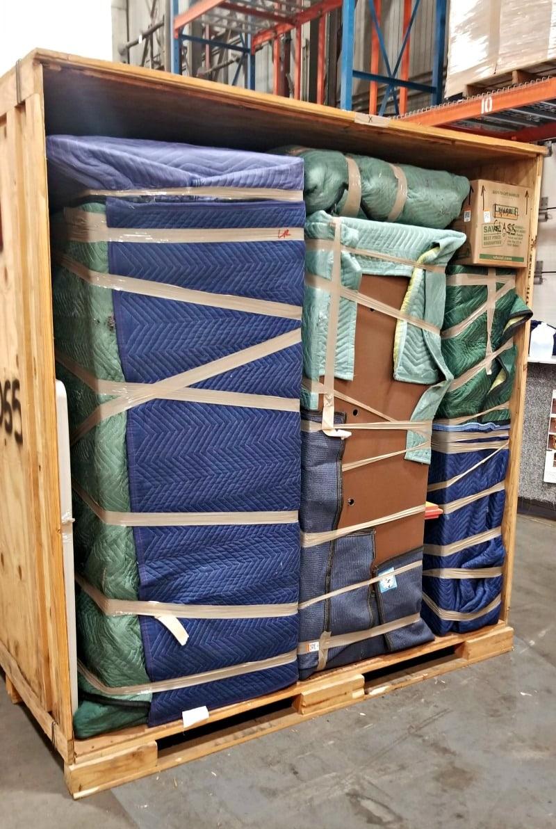 Full Storage Vault
