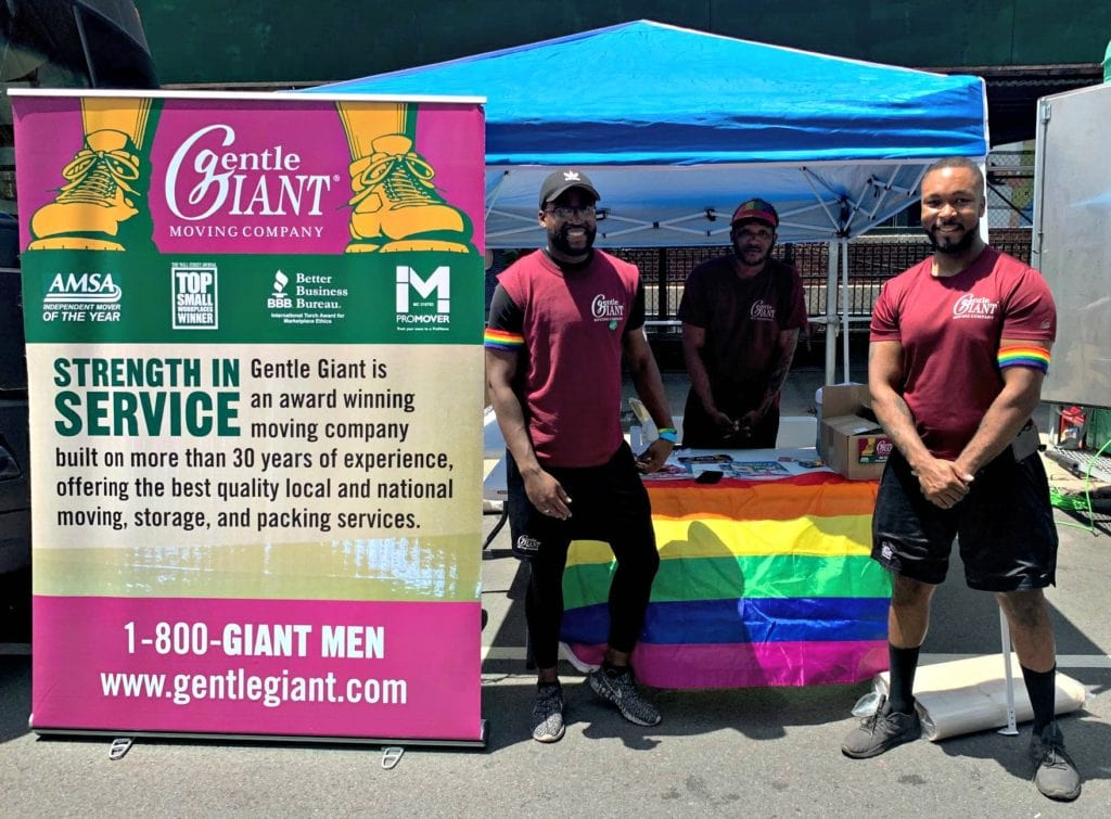 Gentle Giant Brooklyn Supports Virtual Brooklyn Pride Week