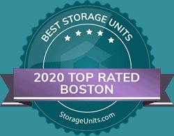 Best Storage Units in Boston