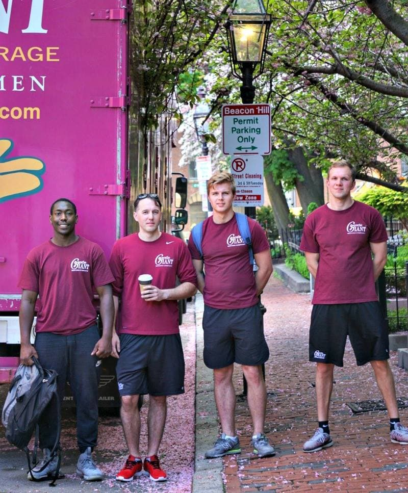 Gentle Giant Moving Company Celebrates 40th Anniversary